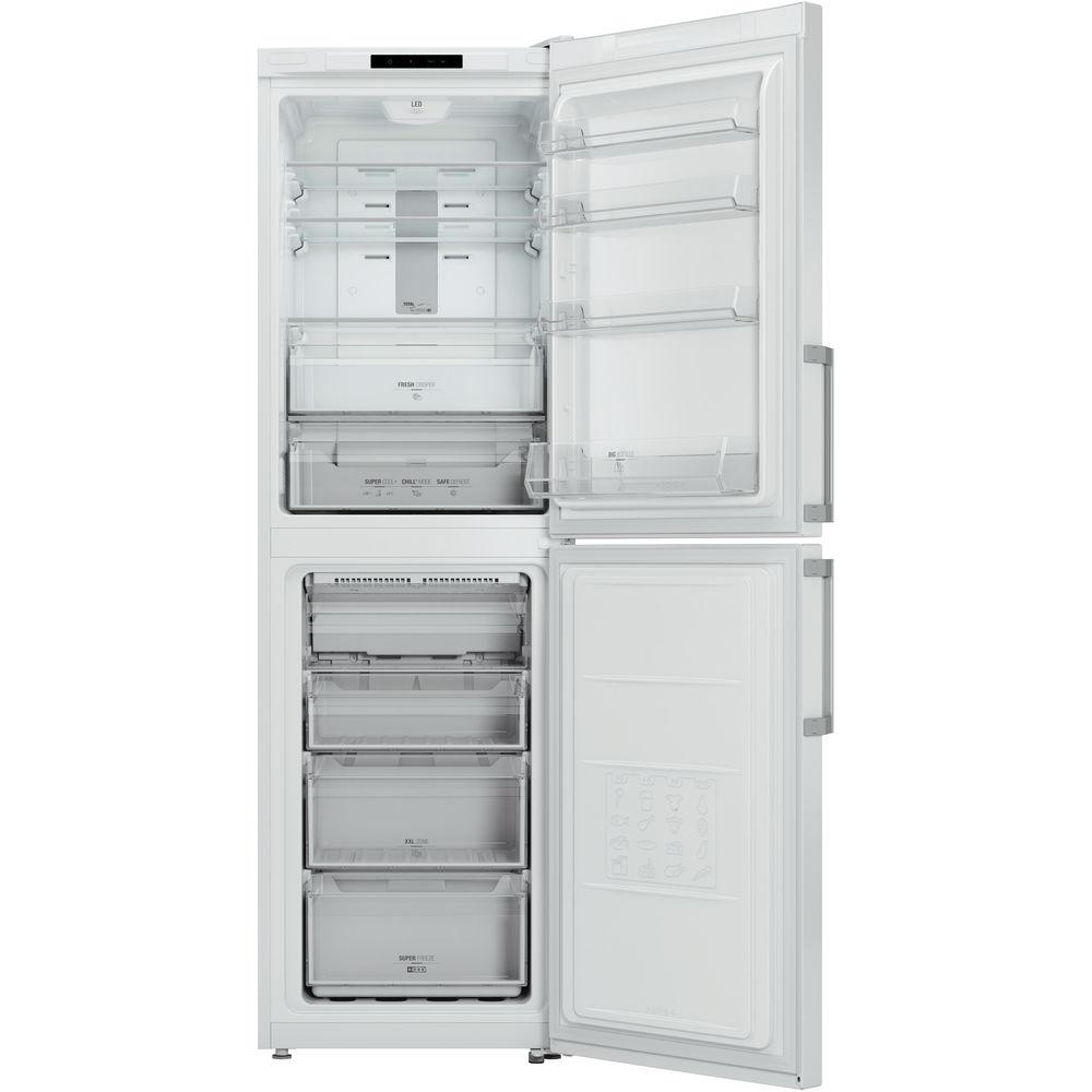 Hotpoint Day 1 XECO85 T2I WH Fridge Freezer - White