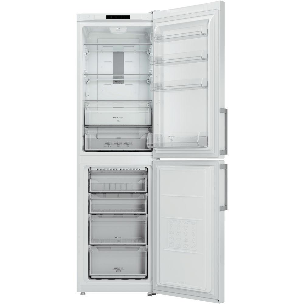 Hotpoint Day 1 XECO95T2IWH Fridge Freezer - White