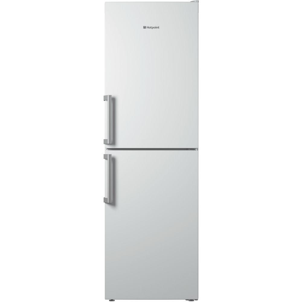 Hotpoint Day 1 LECO8 FF2 WH Fridge Freezer - White