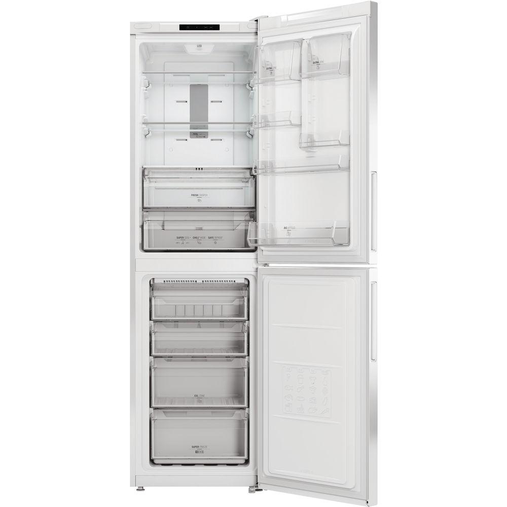 Hotpoint Day 1 XEX95 T1I WZ Fridge Freezer - White