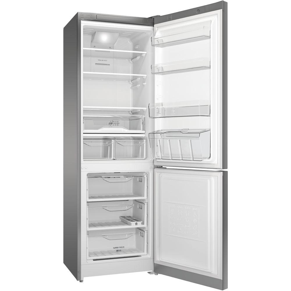 двухкамерный холодильник indesit df 5181 x m