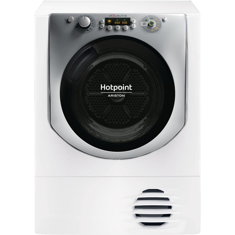 Asciugatrice a pompa di calore Hotpoint: a libera installazione, 8 kg