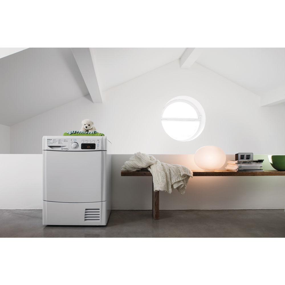 Asciugatrice a pompa di calore indesit a libera for Asciugatrice a pompa di calore