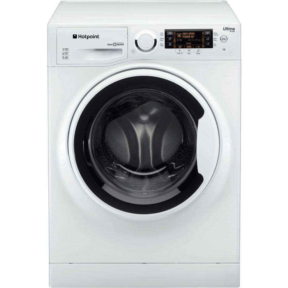 Hotpoint Ultima S-Line RPD 10457 J Washing Machine - White