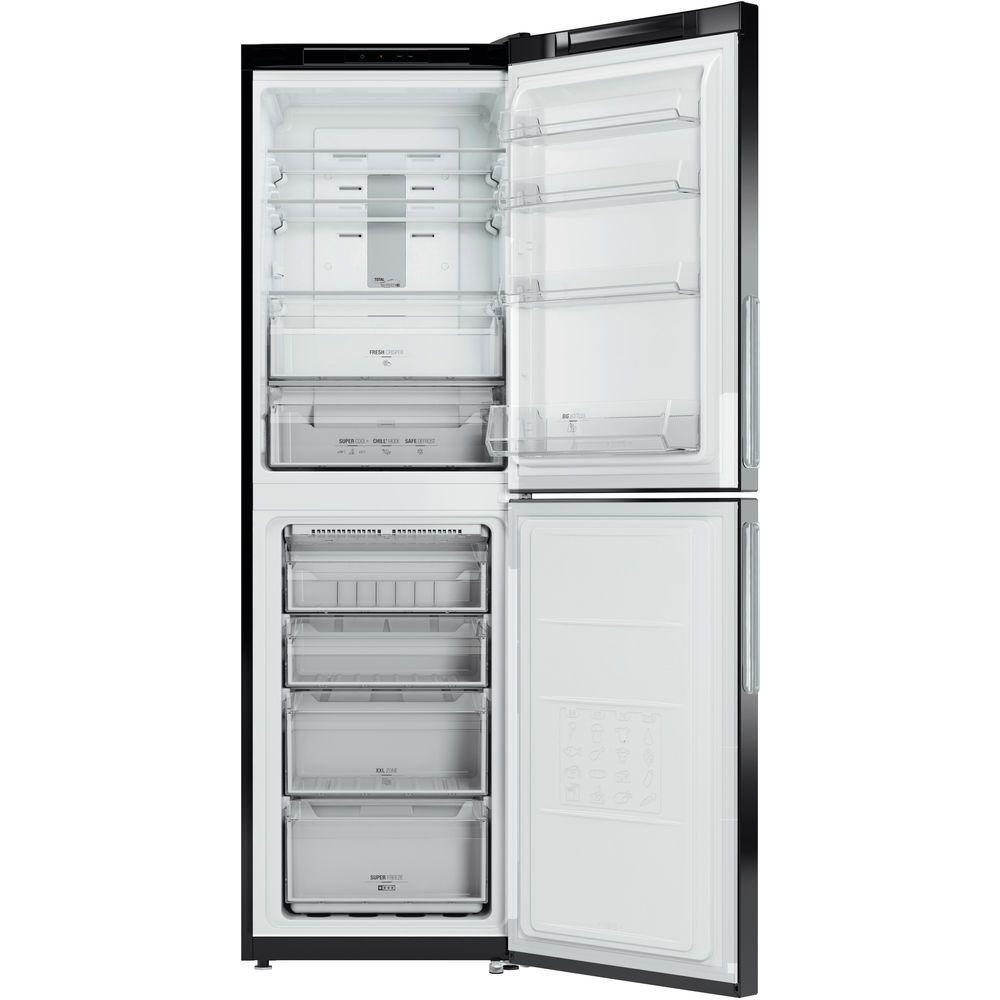 Hotpoint Day 1 XAO85 T1I G Fridge Freezer in- Graphite