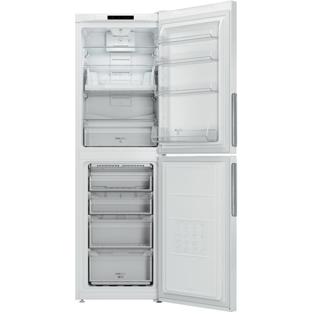 Hotpoint Day 1 LAO85 FF1I W Fridge Freezer - White