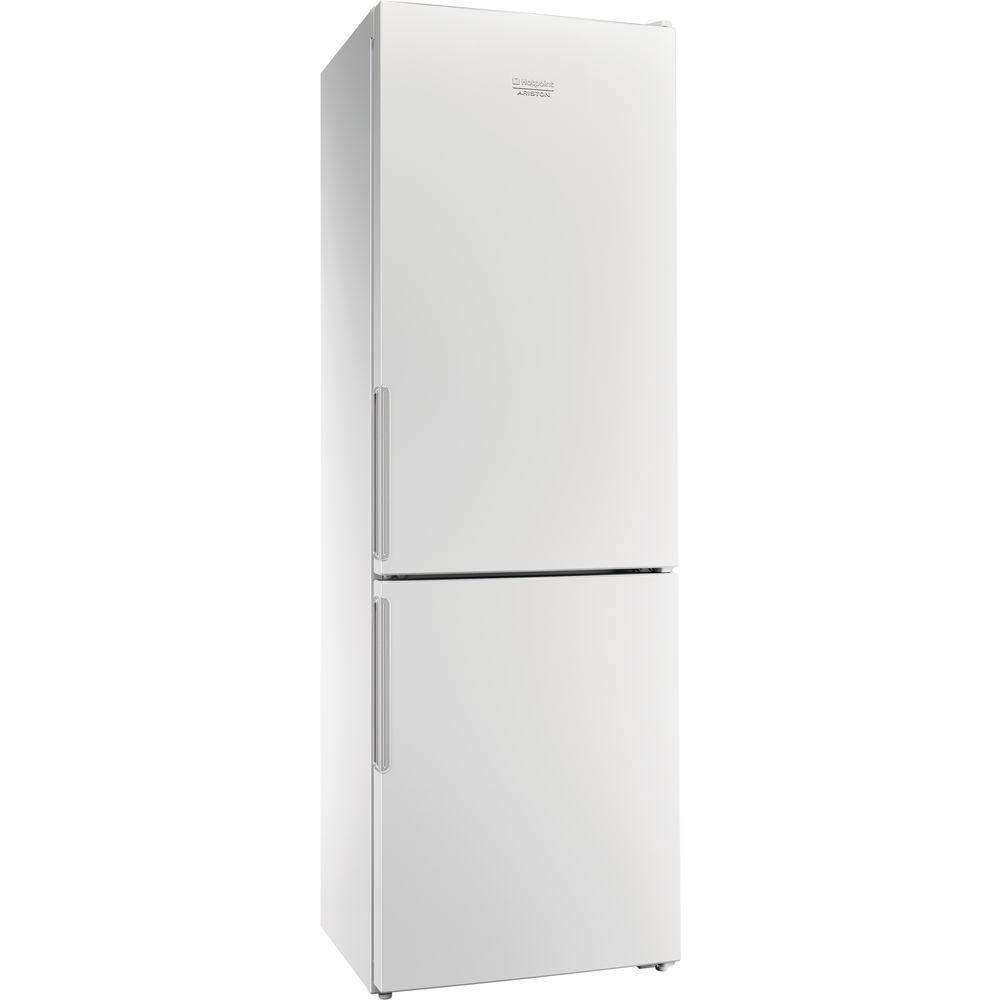 Combină frigorifică neincorporabilă Hotpoint: fără gheață
