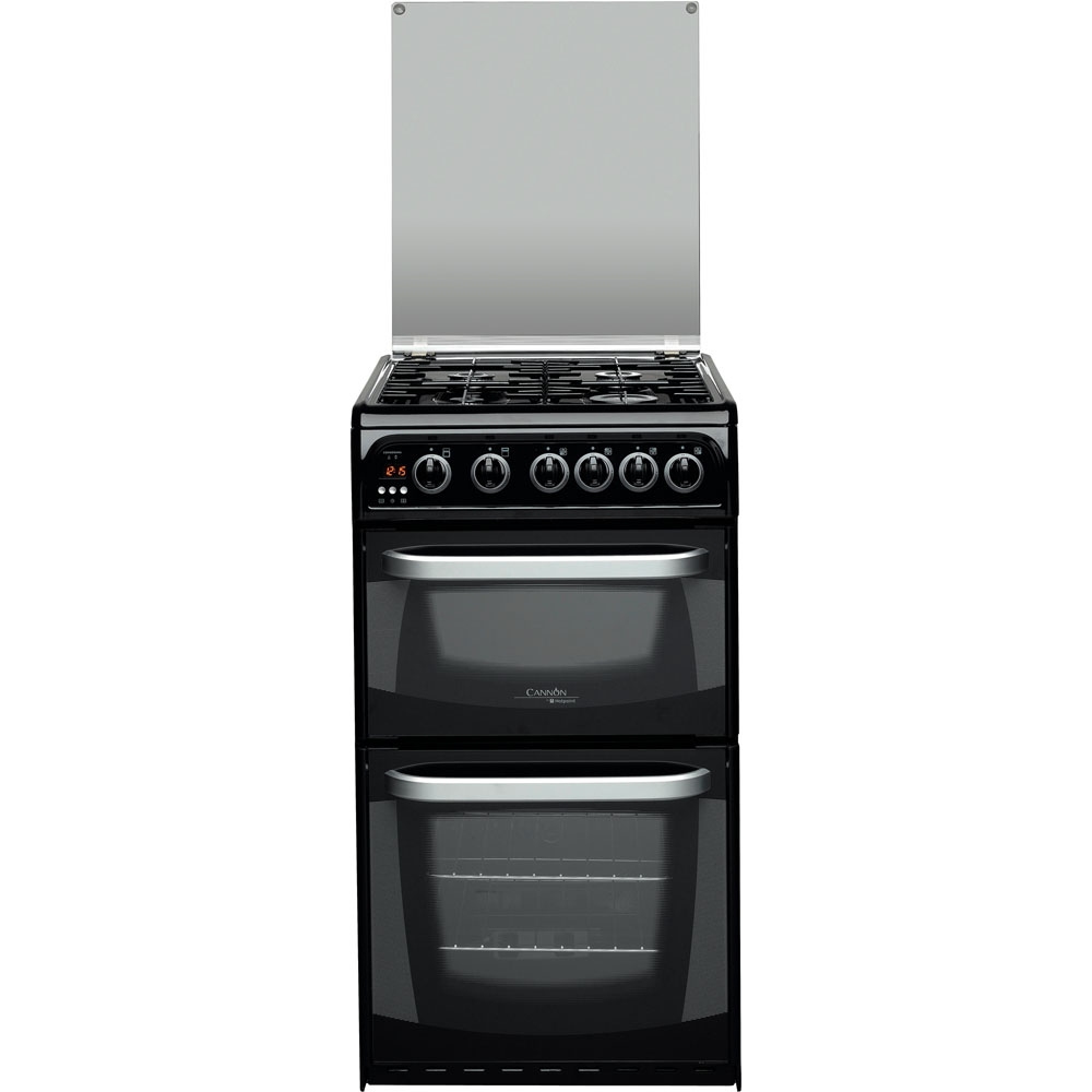 Hotpoint Cannon CH50GCIK.0 Cooker - Black