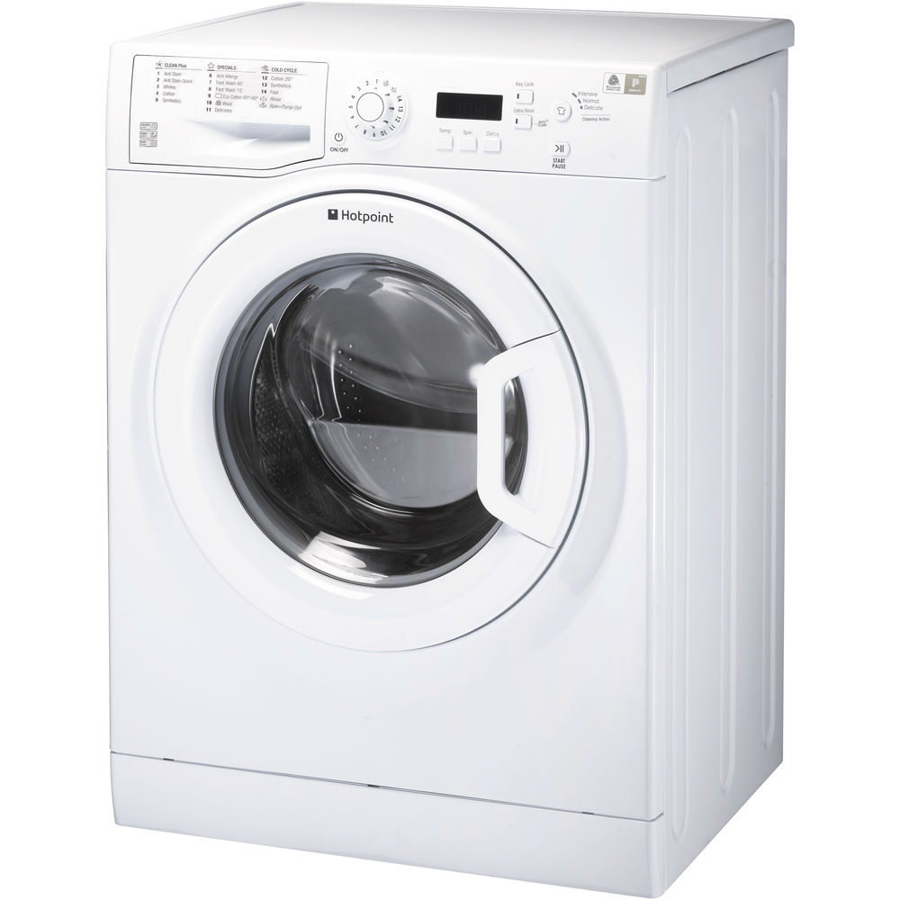 Hotpoint Experience Eco WMBF 944P Washing Machine - White