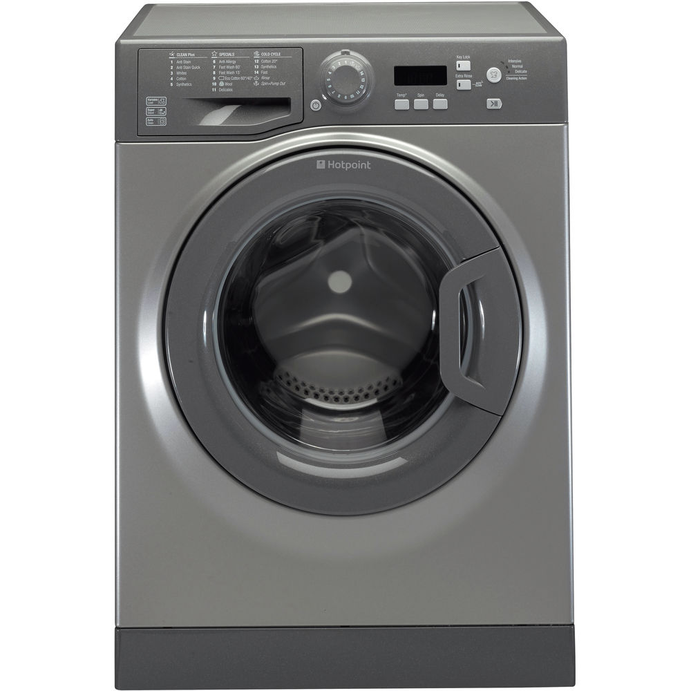 8kg: Hotpoint freestanding front loading washing machine