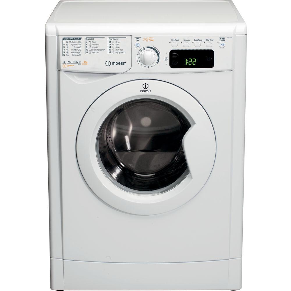 Indesit MYTime EWDE 7145 W Washer Dryer in White - EWDE ...