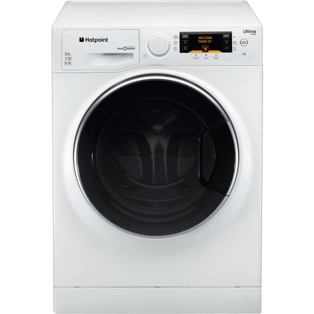 Hotpoint Ultima S-Line RPD 10667 DD Washing Machine - White