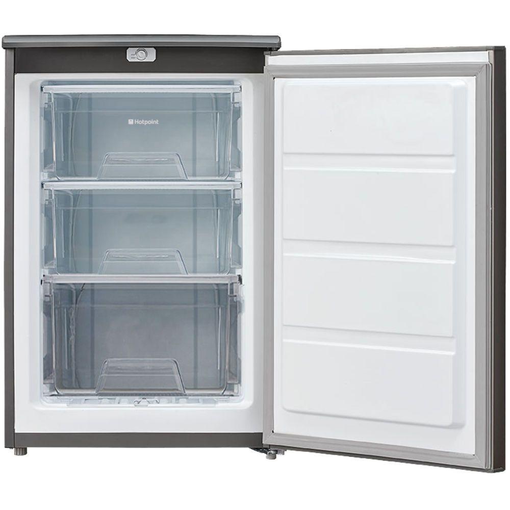 Hotpoint A+ CTZ 55 G Freezer - Graphite