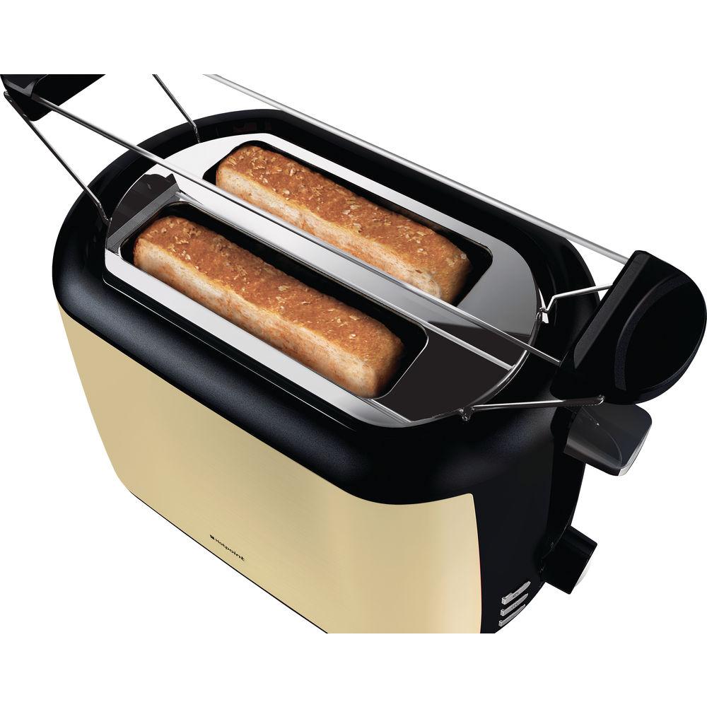 Hotpoint MyLine TT 22M DC0 L Toaster - Cream