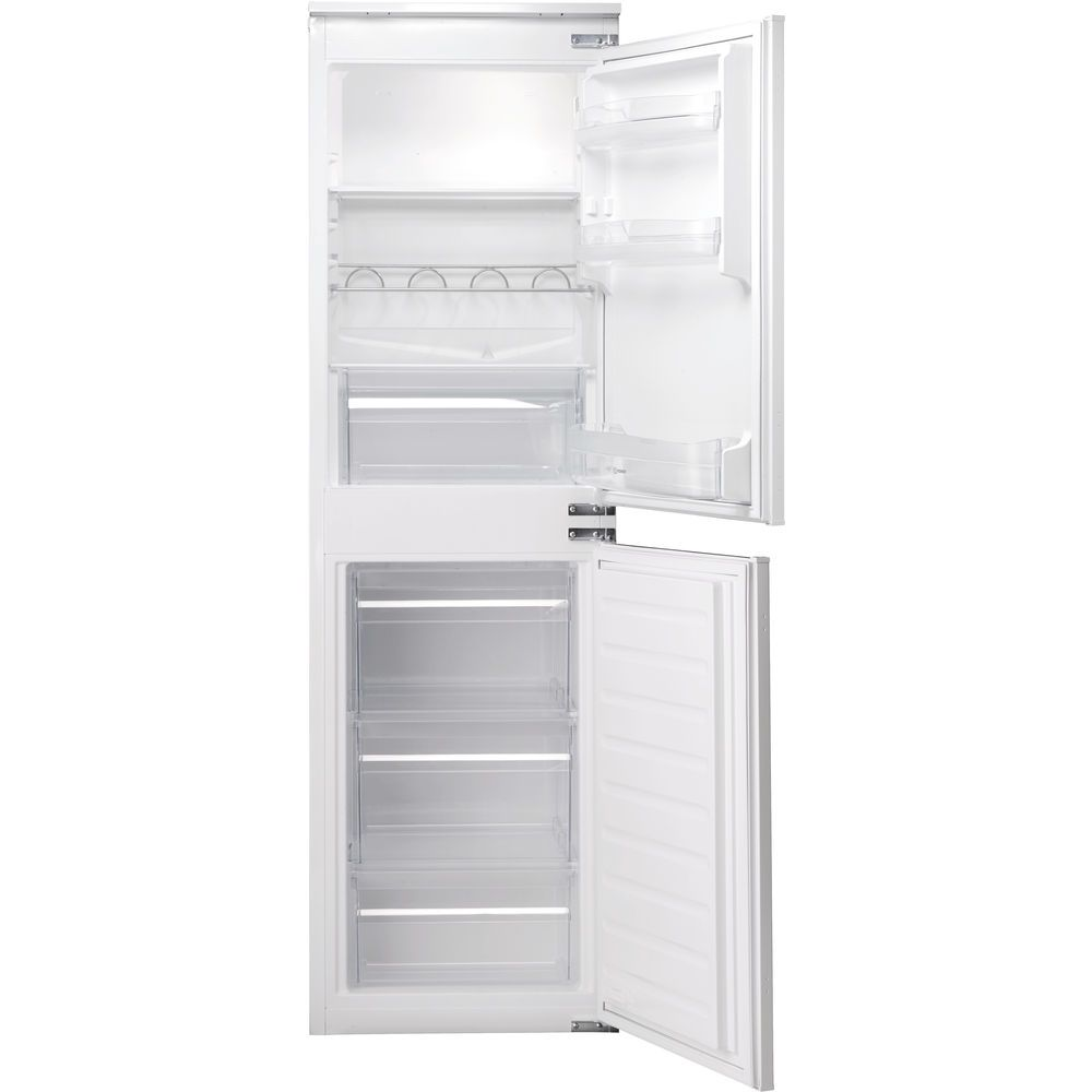 drawer cabinets kitchen indesit e ib 15050 a1d integrated fridge freezer in white 15050