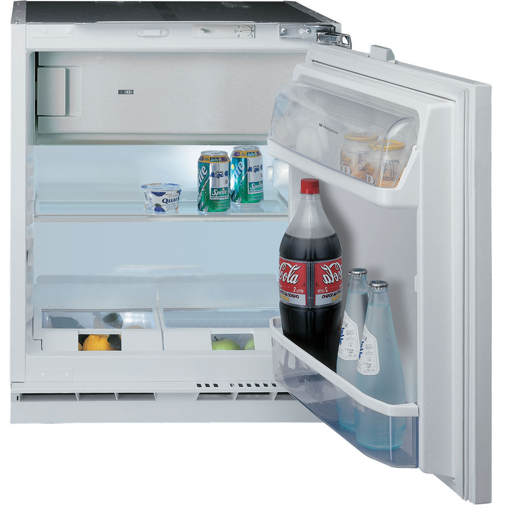 Hotpoint Aquarius HF A1. Integrated Fridge