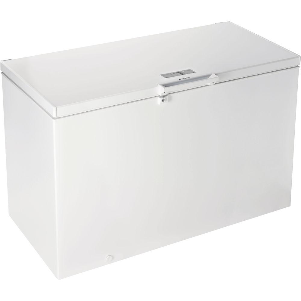 Hotpoint CS1A 400 FM H Freezer - White