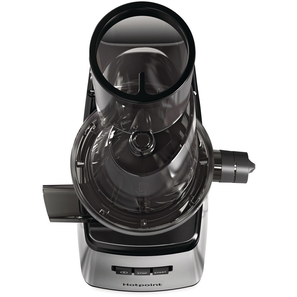 SLOW JUICER PRO HOTPOINT: COLORE INOX