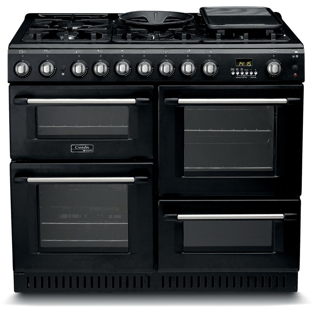 Hotpoint Cannon CH10456GF S Cooker - Anthracite