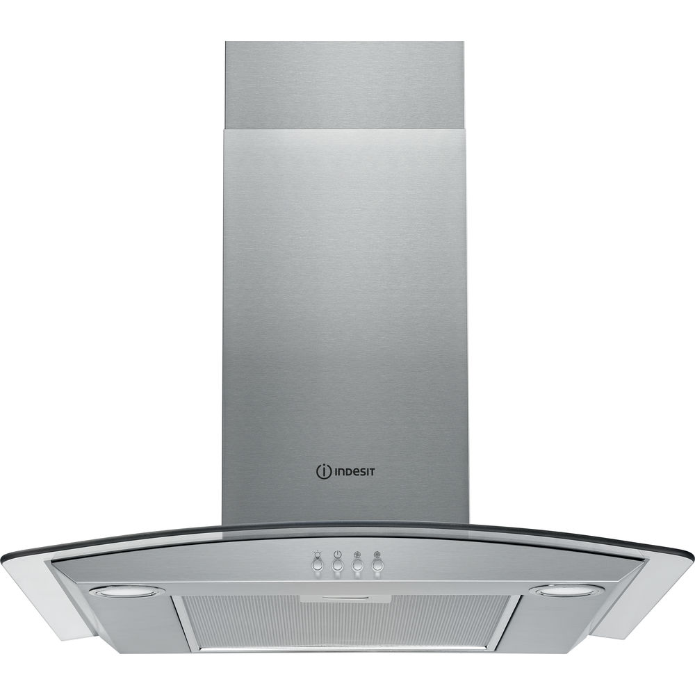 Wall mounted cooker hood: 60cm