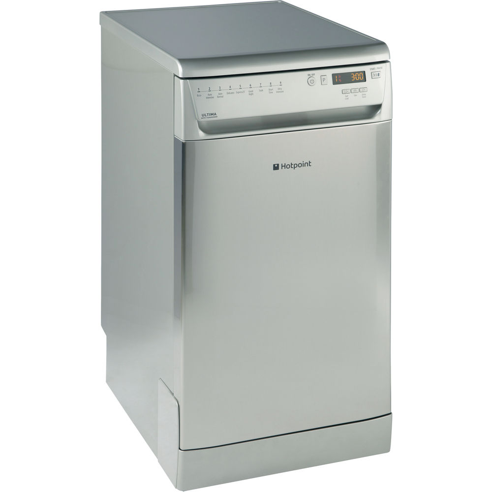 Hotpoint Ultima SIUF 32120 X Dishwasher - Stainless Steel