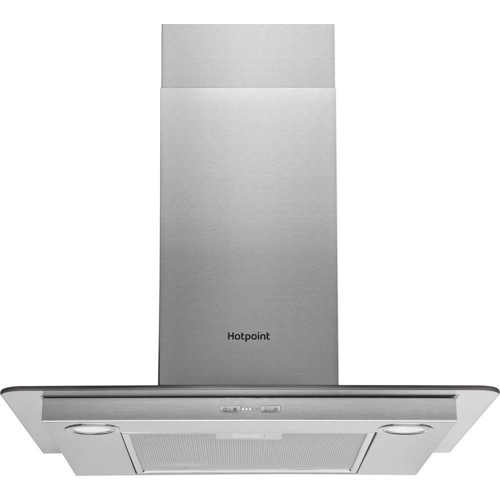 Hotpoint PHFG7.5FABX Hood - Stainless Steel