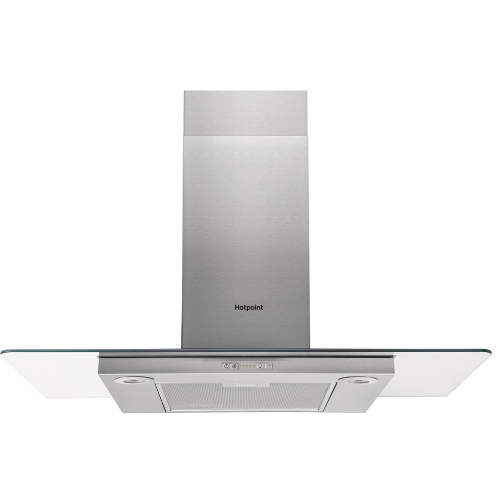 Hotpoint PHFG9.5FABX Hood - Stainless Steel