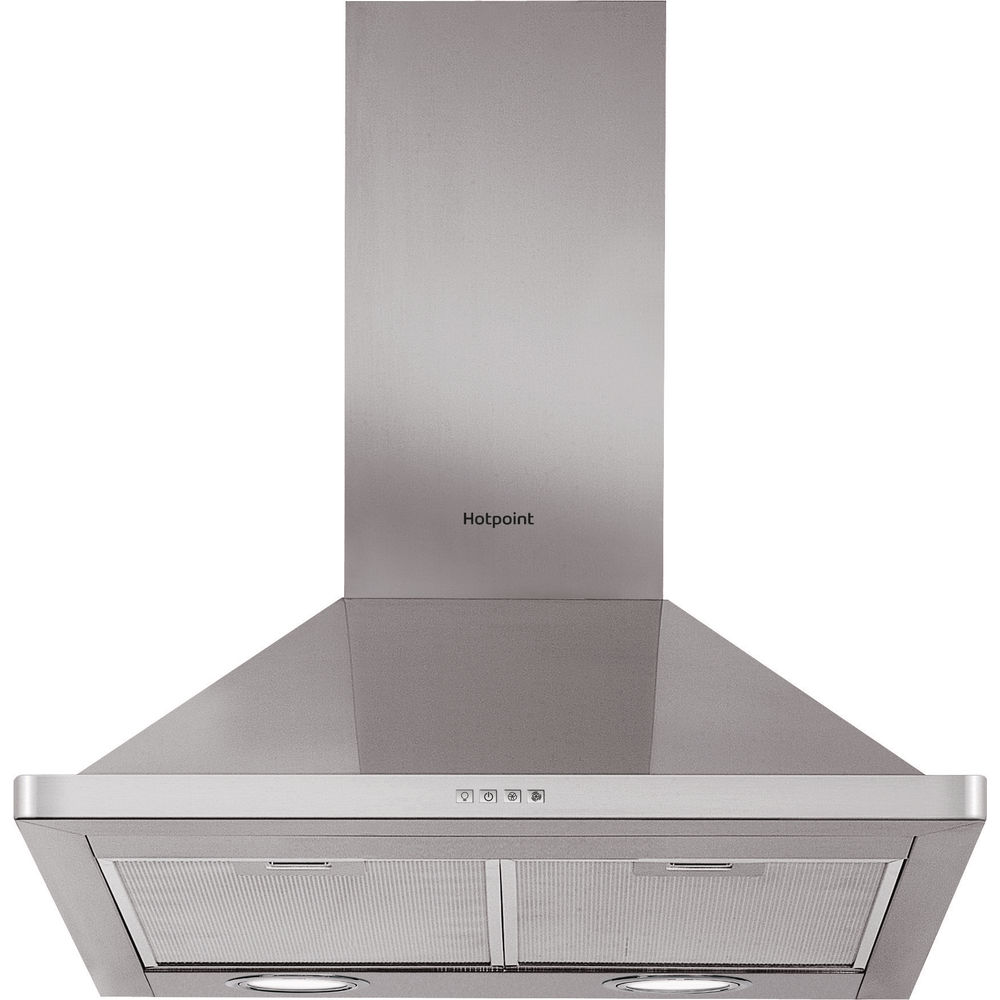 Hotpoint PHPN6.4FAMX Hood - Stainless Steel