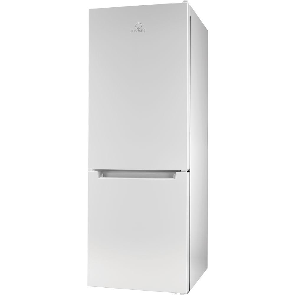 Indesit LR6 S1 W Fridge Freezer in White