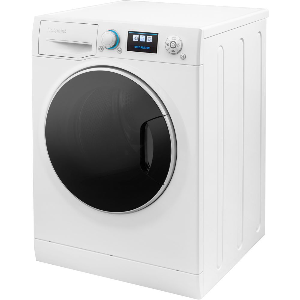 Hotpoint Ultima S-Line RZ 1066 W Washing Machine - White