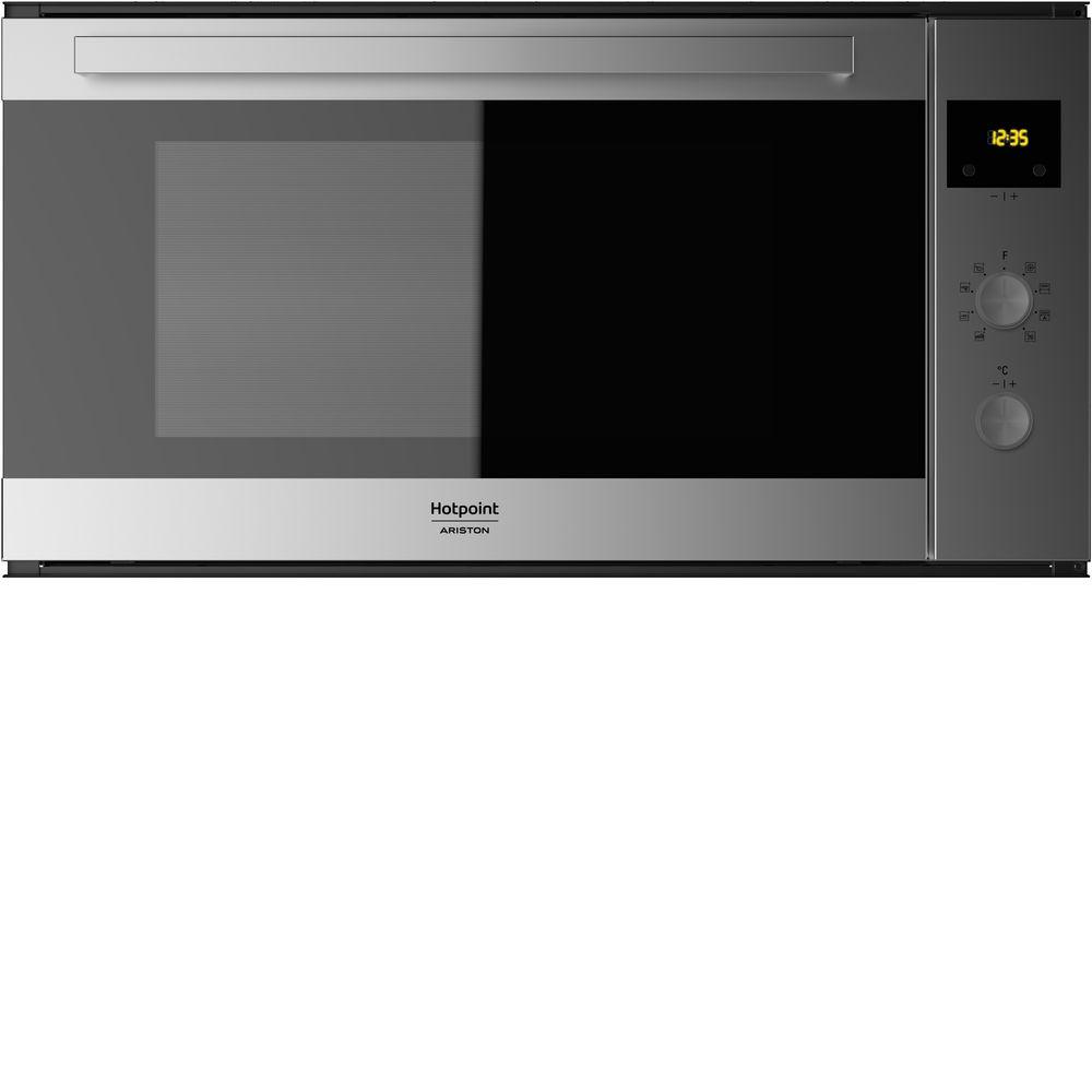colore inox: Forno elettrico incasso Hotpoint - ML 99 IX HA ...