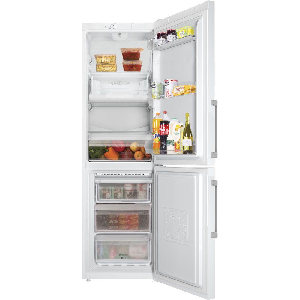 Hotpoint Day 1 LAG70 L1 WH Fridge Freezer - White