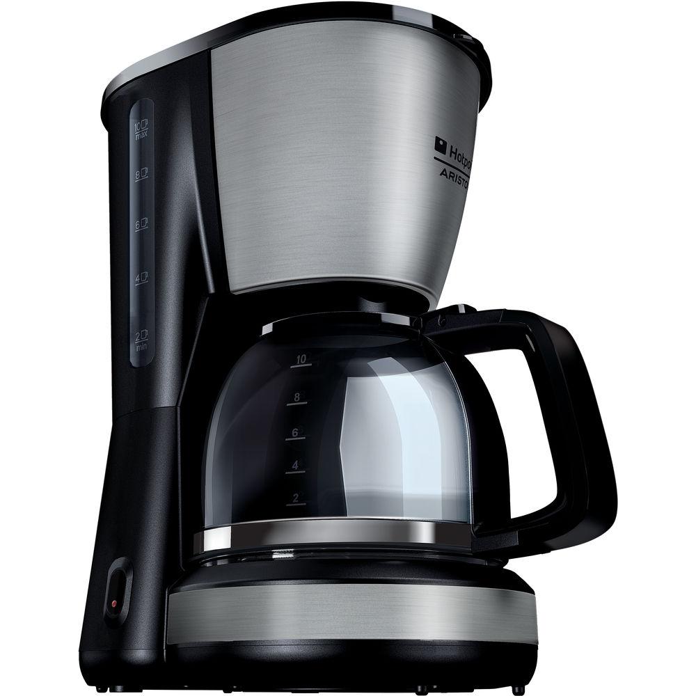 MACCHINA PER CAFFÈ AMERICANO HOTPOINT: COLORE INOX