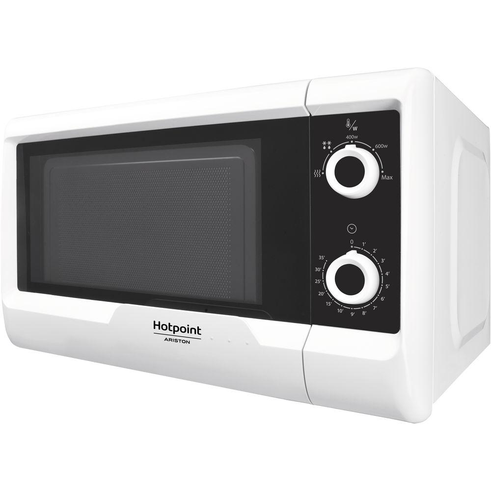 Hotpoint Solo Mikrodalga Fırın: beyaz renk.