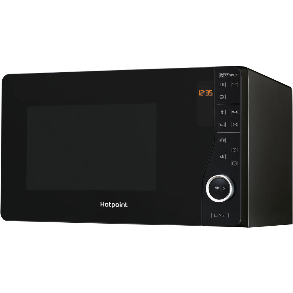 Hotpoint Ultimate Collection MWH 2622 MB Microwave - Black
