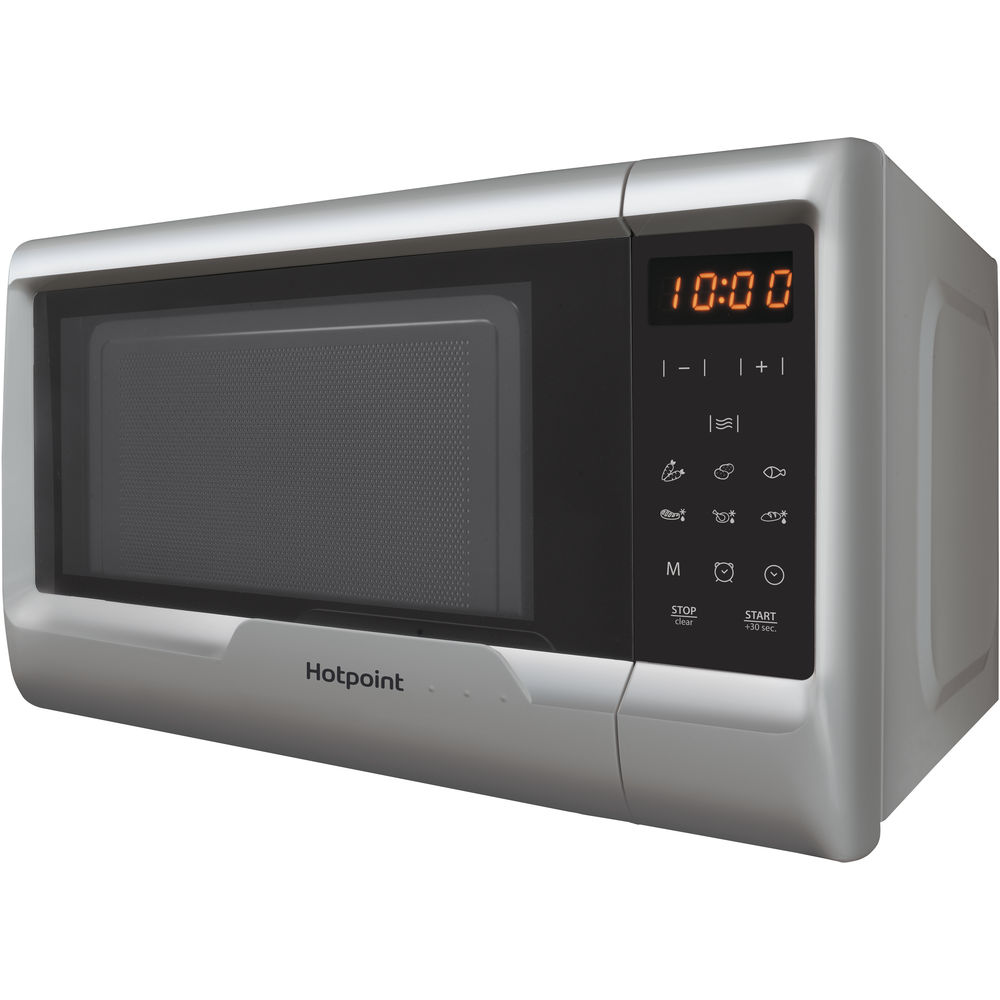 Hotpoint Myline MWH 2031 MS0 Microwave - Silver