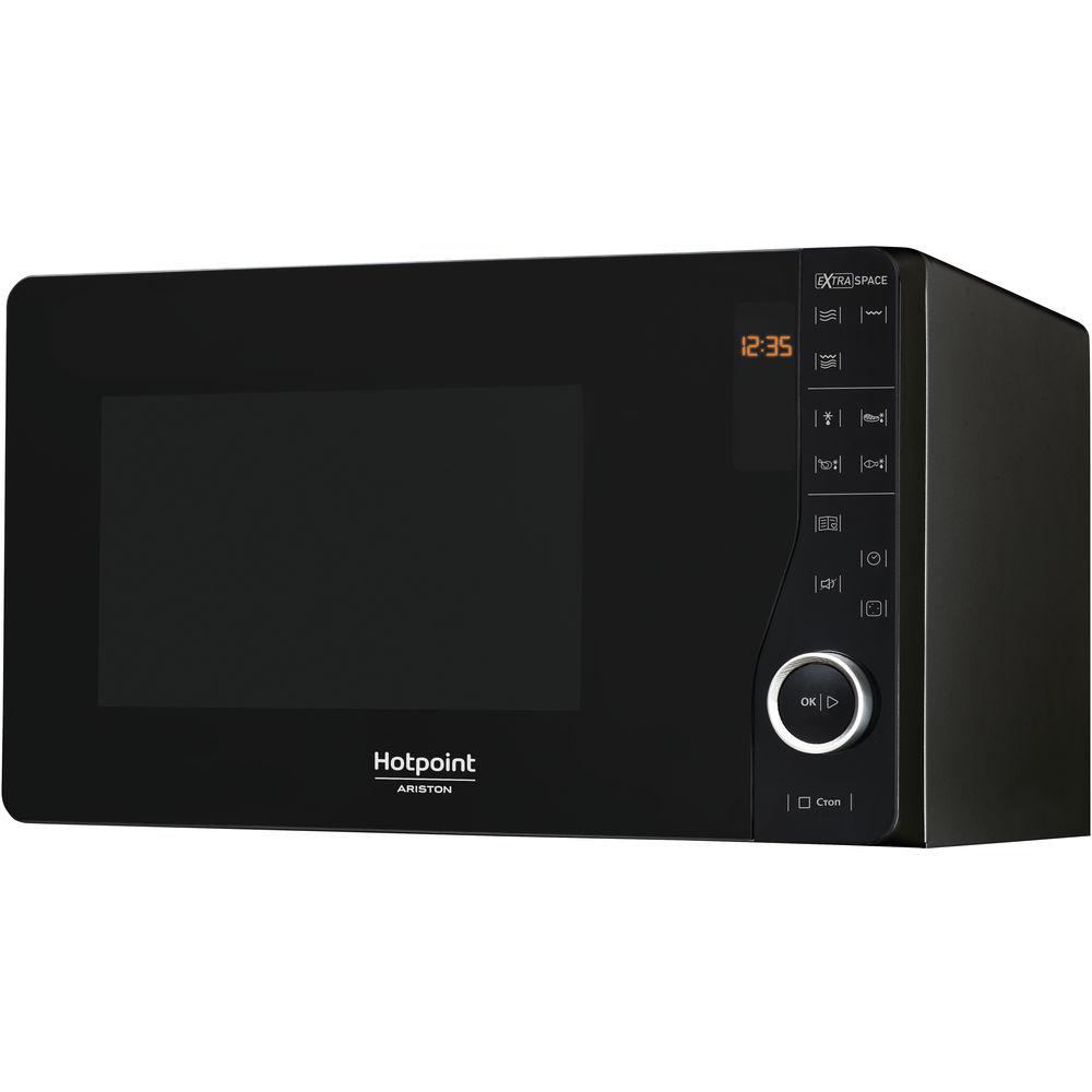 Микроволновая печь Hotpoint: черный цвет