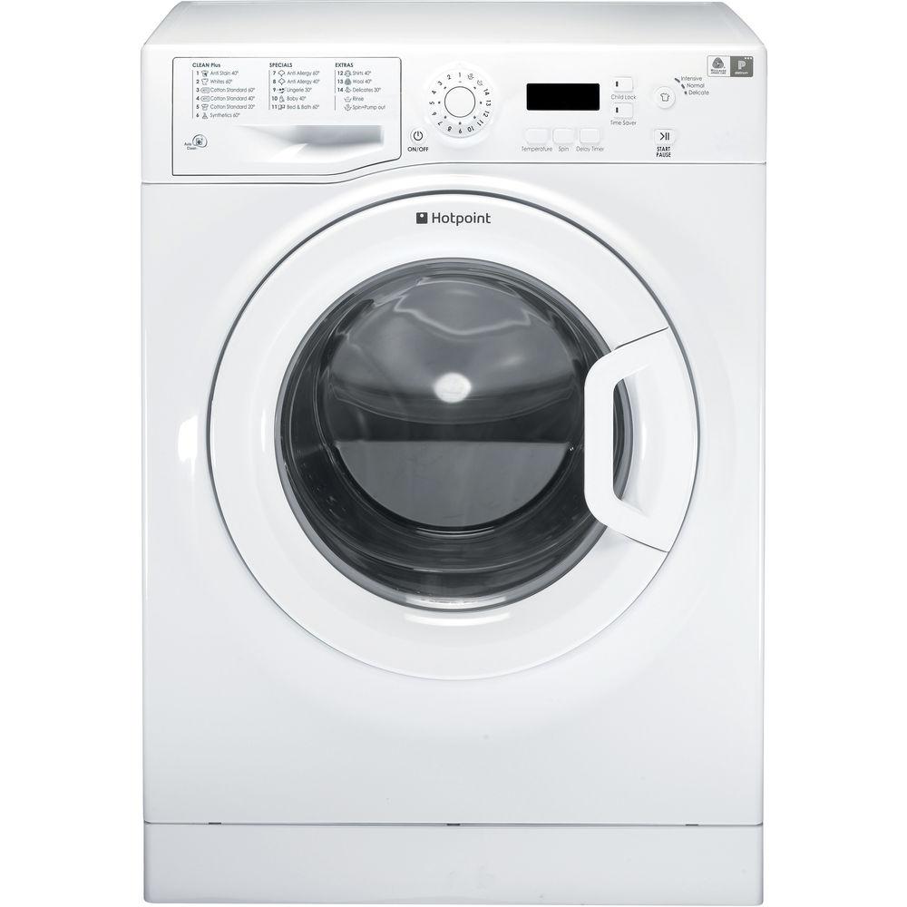 Hotpoint Freestanding Front Loading Washing Machine 6kg Wmaqf Whirlpool Schematics L White