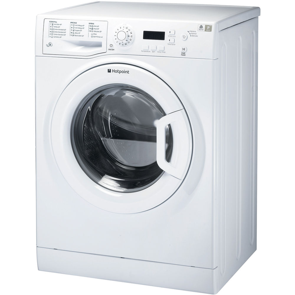 Hotpoint Aquarius WMAQF 621P .L Washing Machine - White
