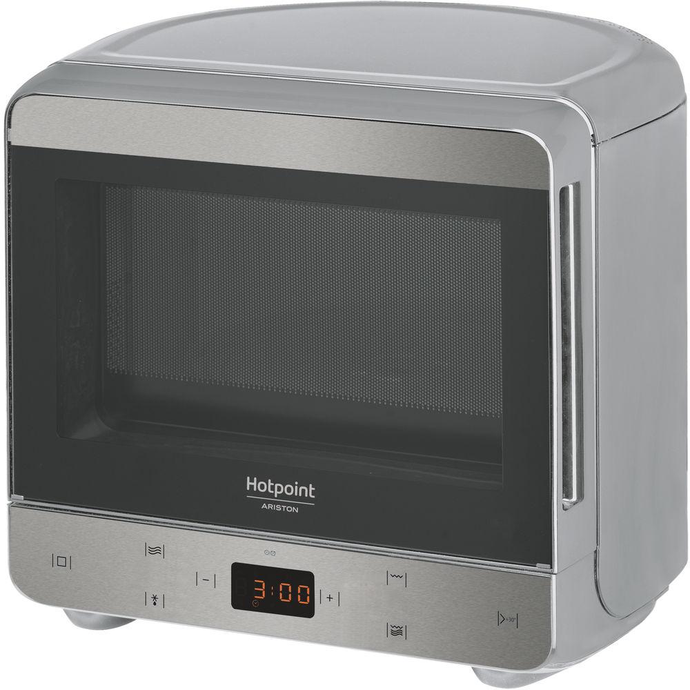 Микроволновая печь Hotpoint: цвет inox