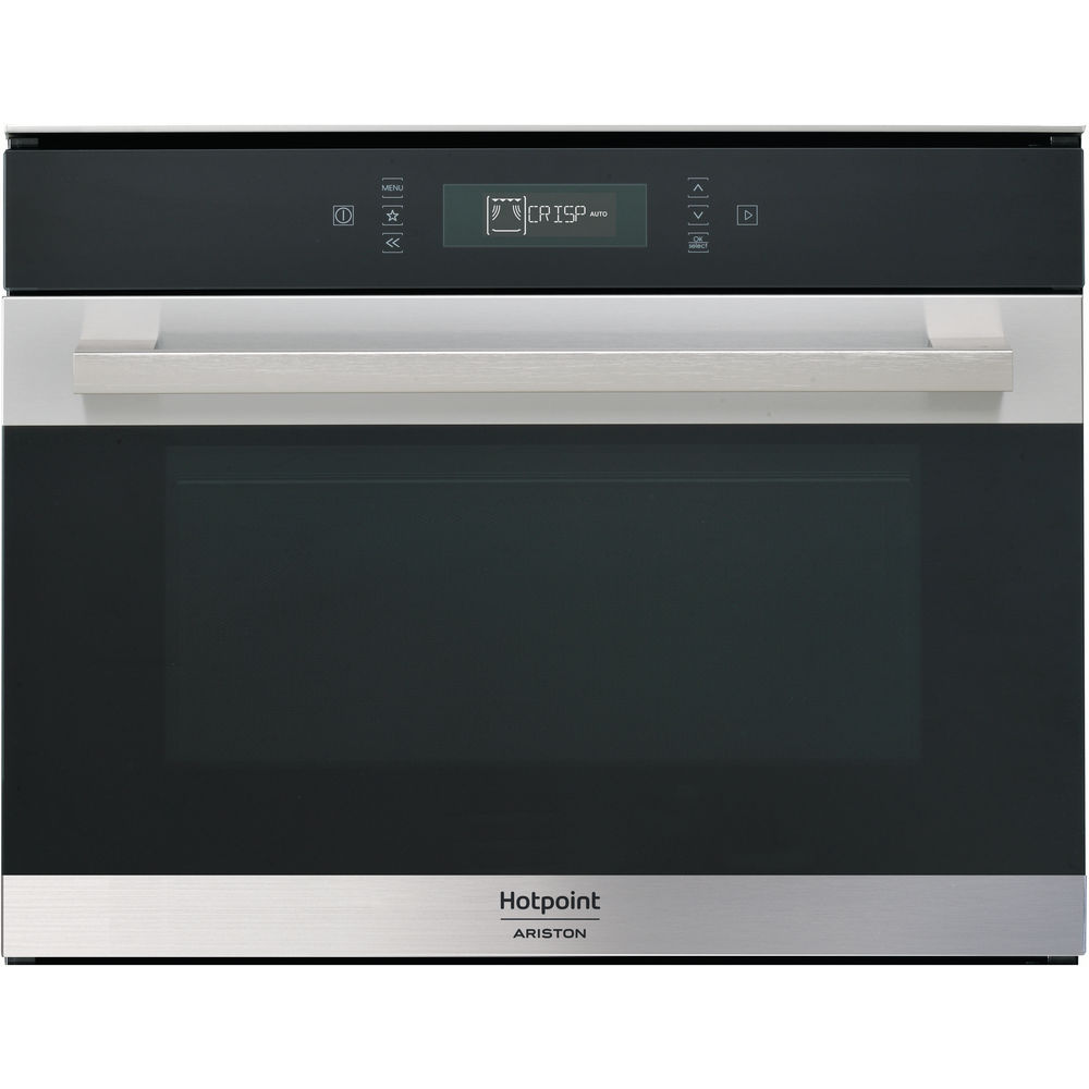 colore inox: Microonde da incasso Hotpoint - MP 776 IX HA | Hotpoint IT
