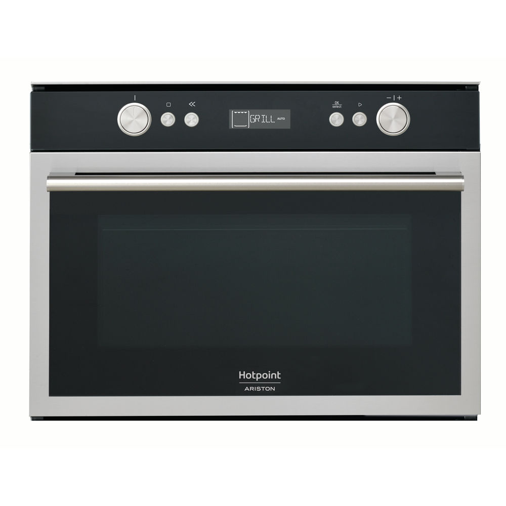 colore inox: Microonde da incasso Hotpoint - MP 664 IX HA | Hotpoint IT