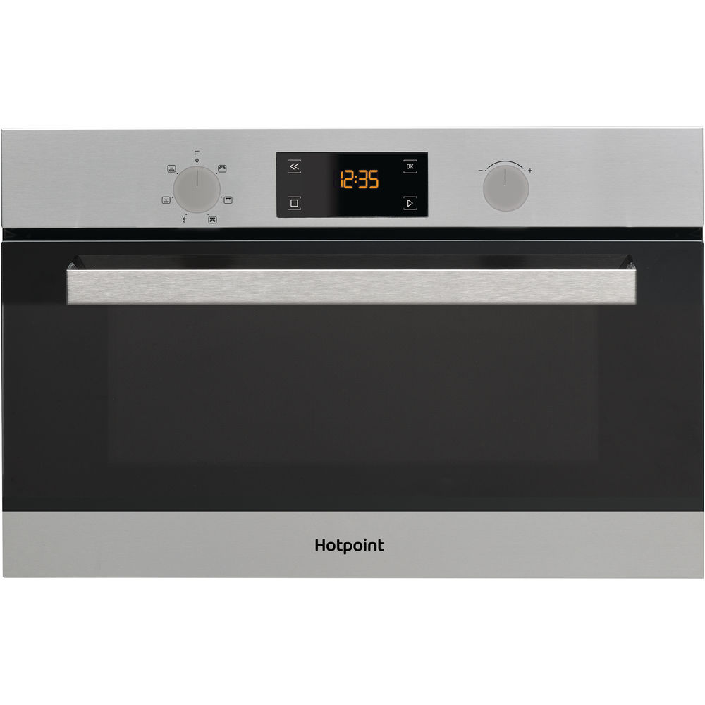 Hotpoint Cl 3 Md 344 Ix H Built In Microwave Stainless Steel