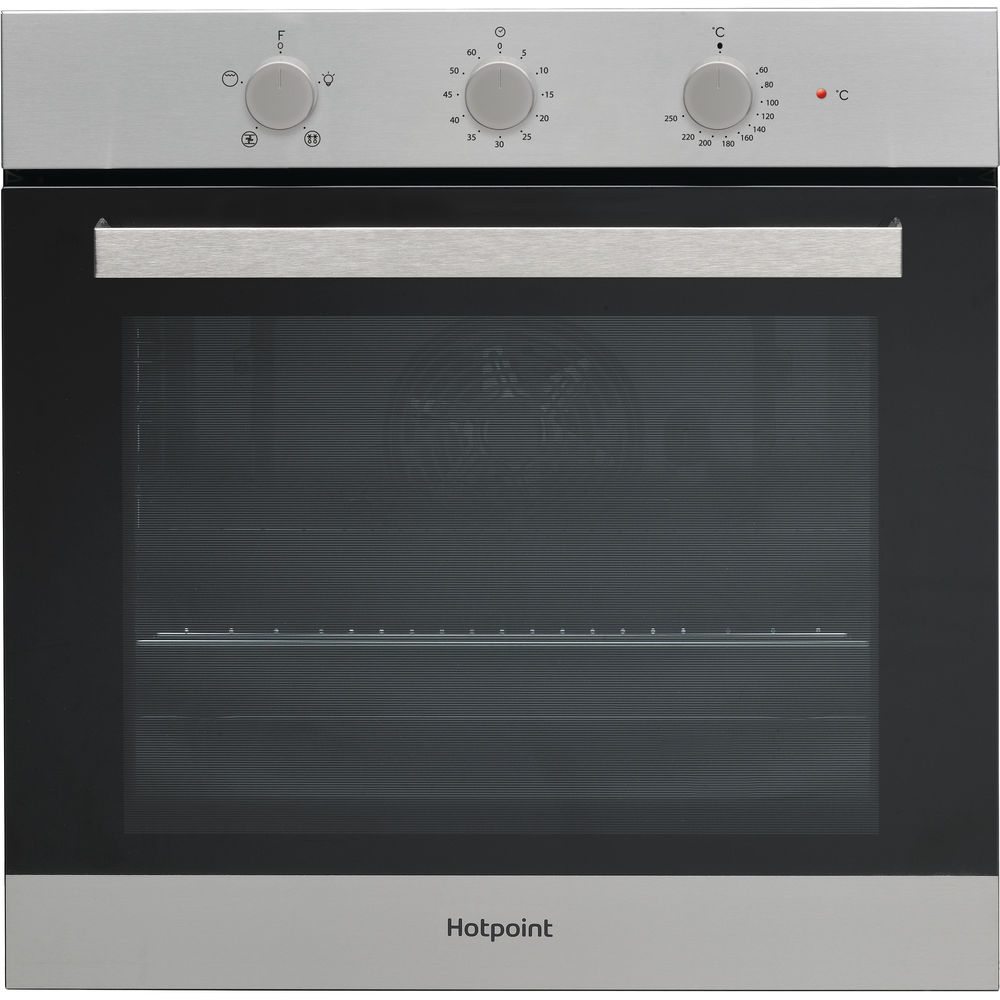 Hotpoint SA3 330 H IX Built-In Oven - Stainless Steel