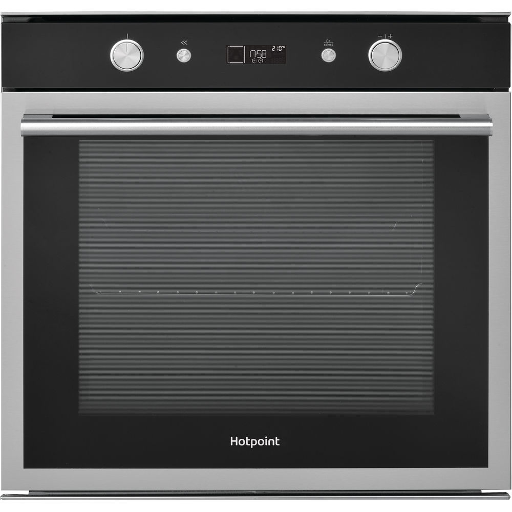 Hotpoint Class 6 SI6 864 SH IX Electric Single Built-in Oven - Stainless Steel
