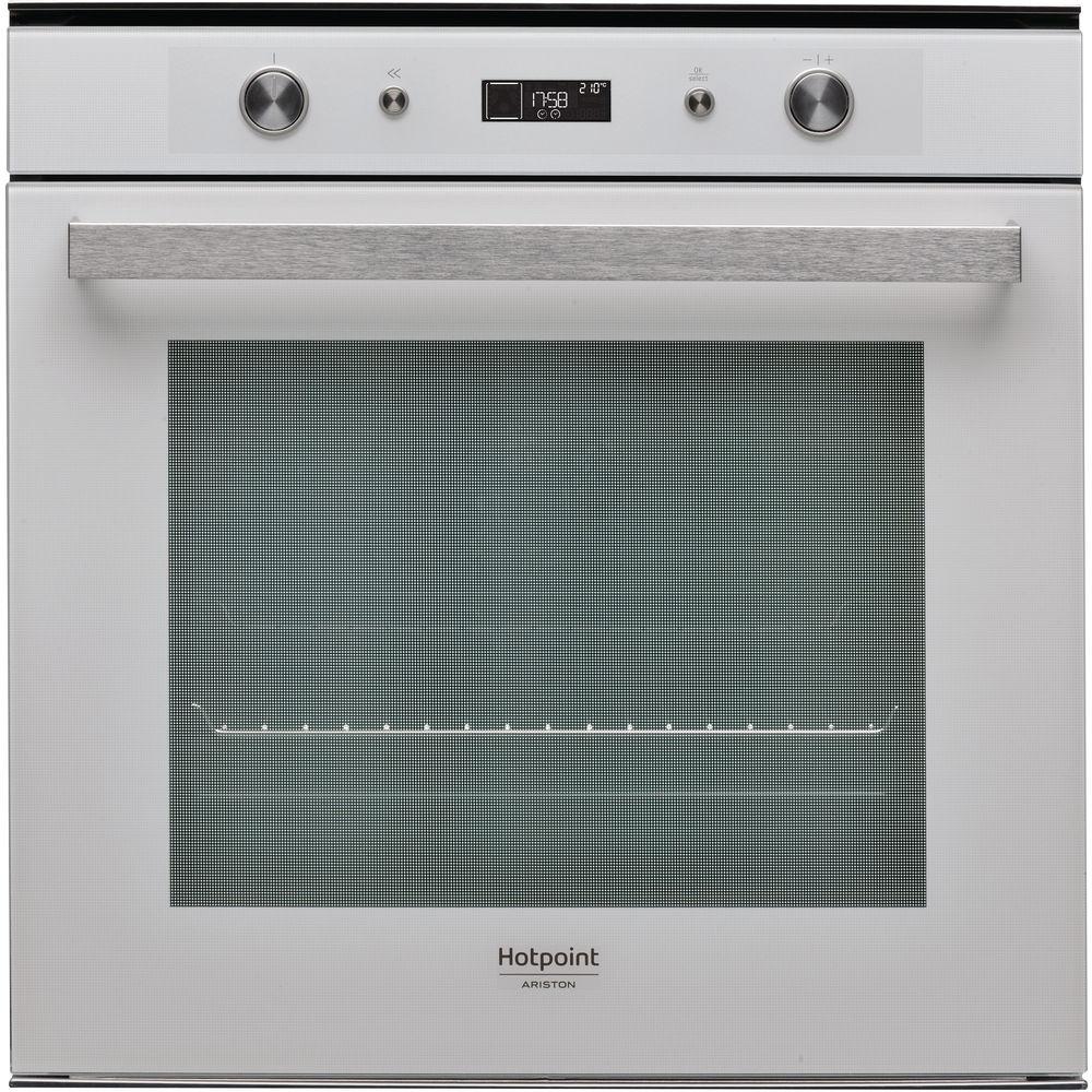 Forno elettrico incasso Hotpoint: colore bianco, autopulente
