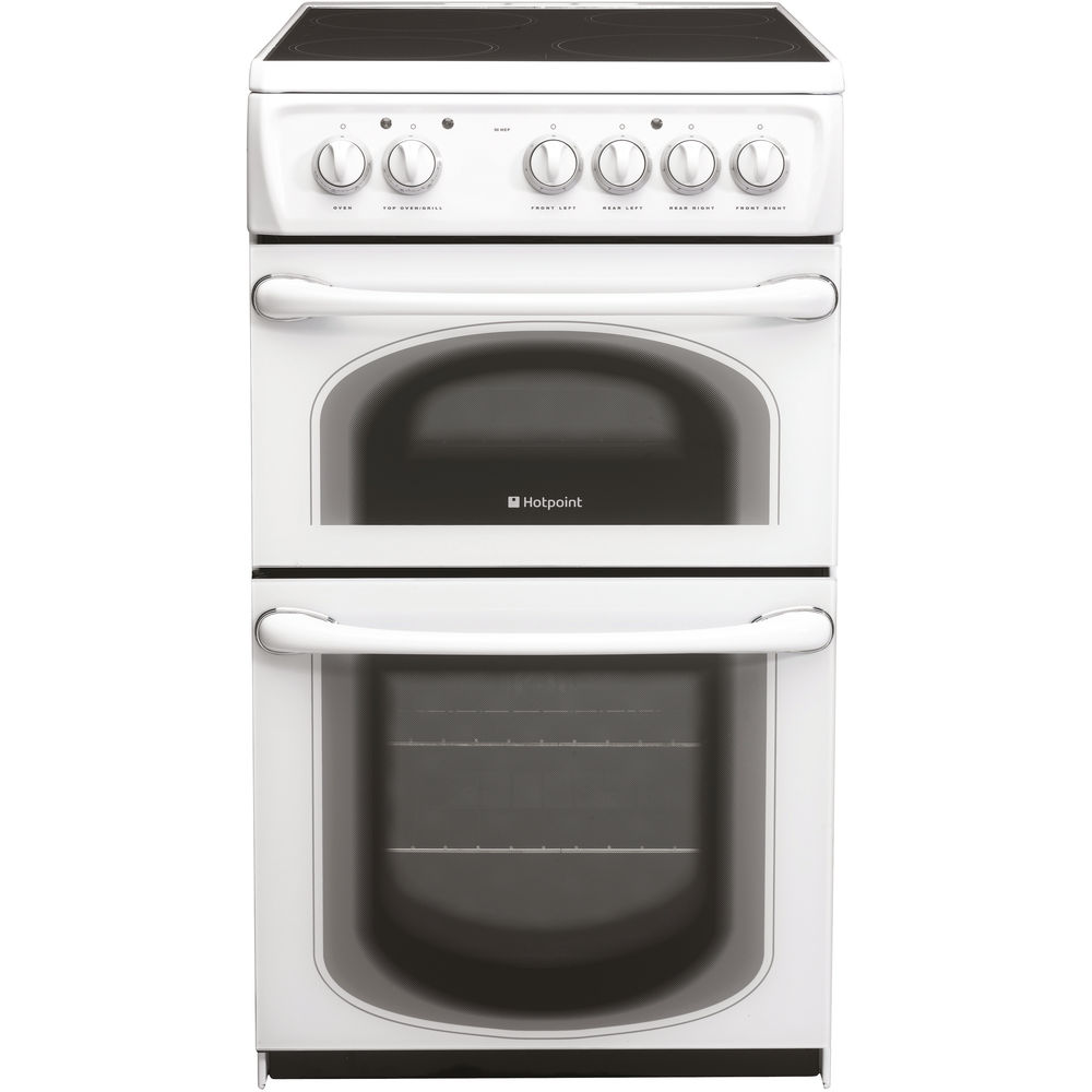 Hotpoint Experience Eco 50HEP S Cooker - White