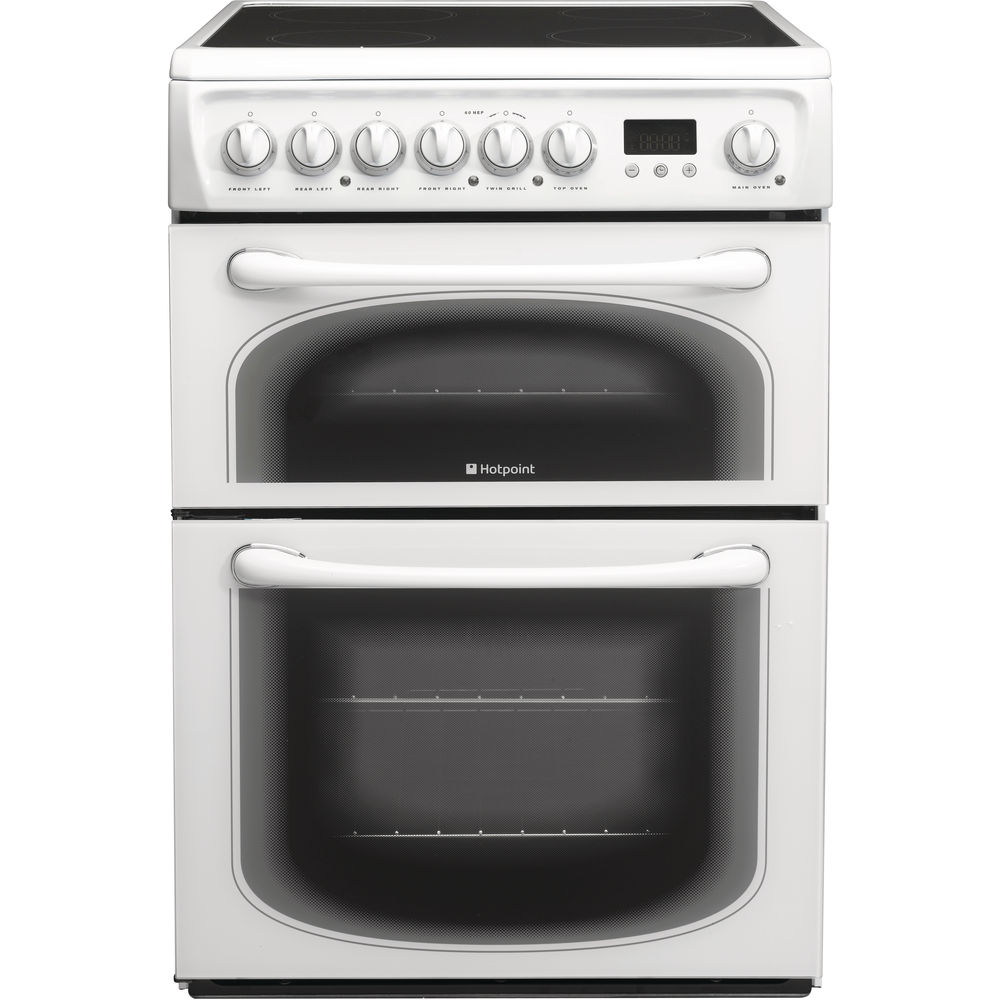 Hotpoint Experience Eco 60HEP S Cooker - White