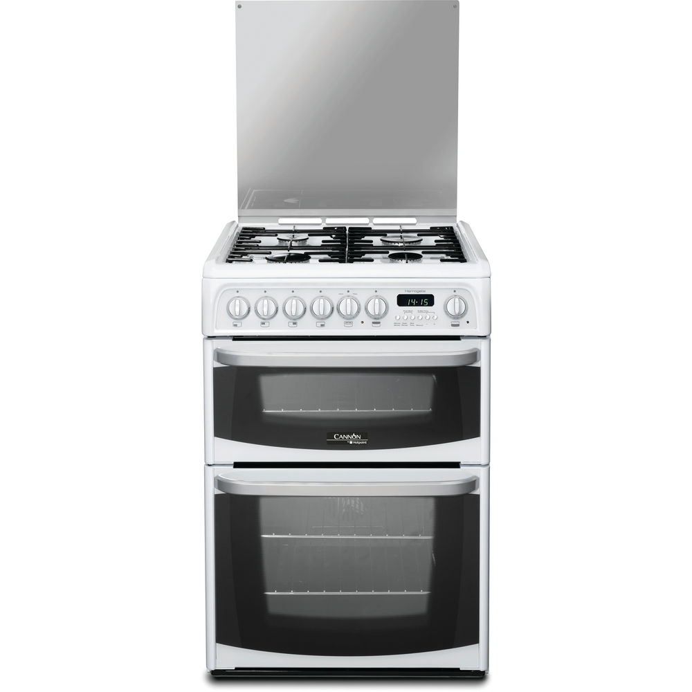 Hotpoint Cannon CH60DHWF S Cooker - White