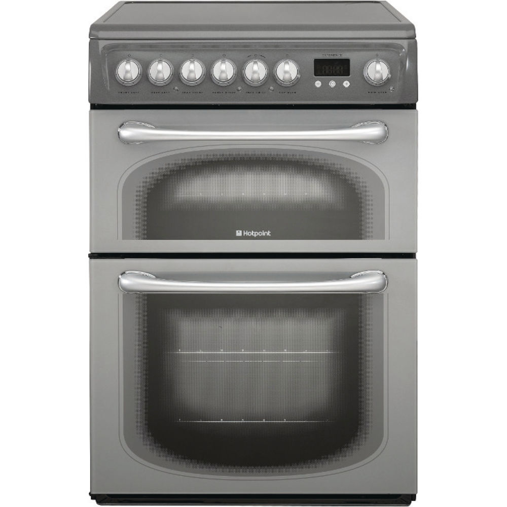 Hotpoint Experience Eco 60HEG S Cooker - Graphite